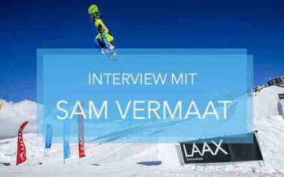 Interview mit Sam Vermaat