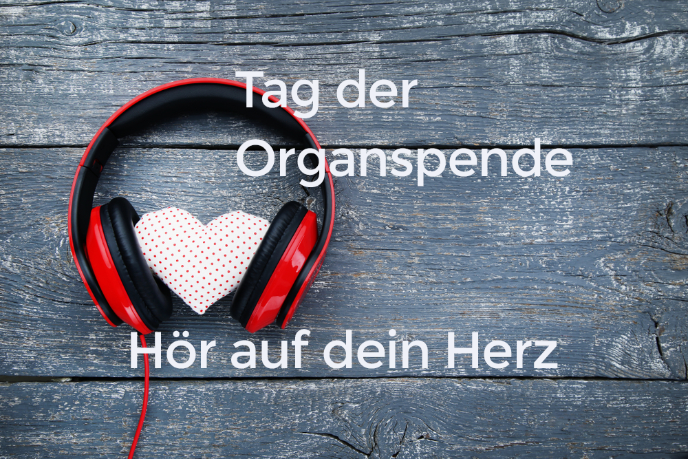 Internationaler Tag der Organspende – 1. Juni 2019